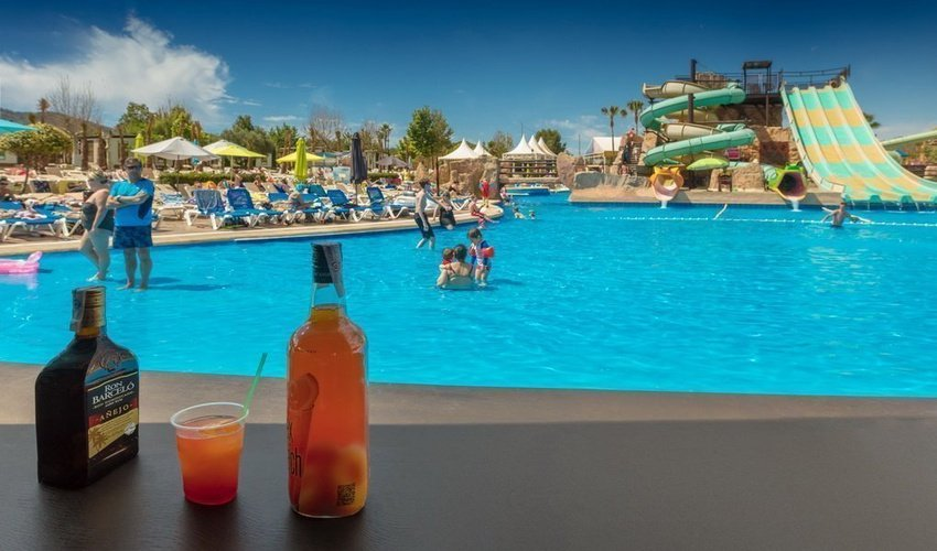 'Little John's' Pool Bar Parc de Vacances Magic Robin Hood Alfas del Pi