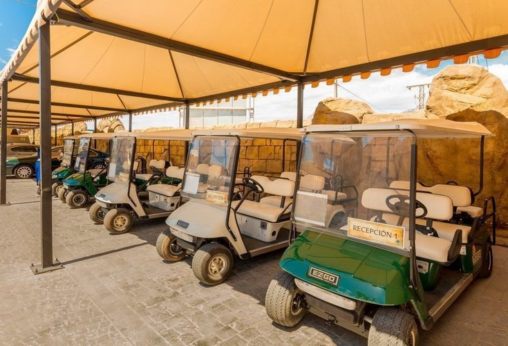 Buggies Parc de Vacances Magic Robin Hood Alfas del Pi