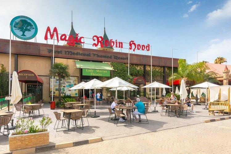 Accueil Parc de Vacances Magic Robin Hood Alfas del Pi